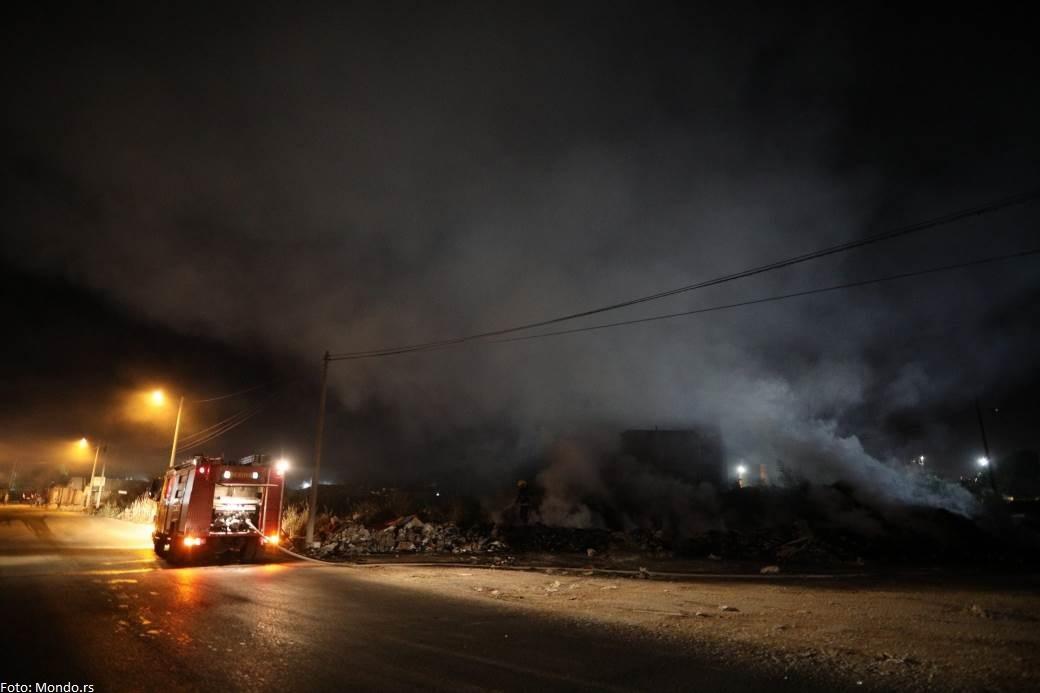 Katastrofa u romskom naselju